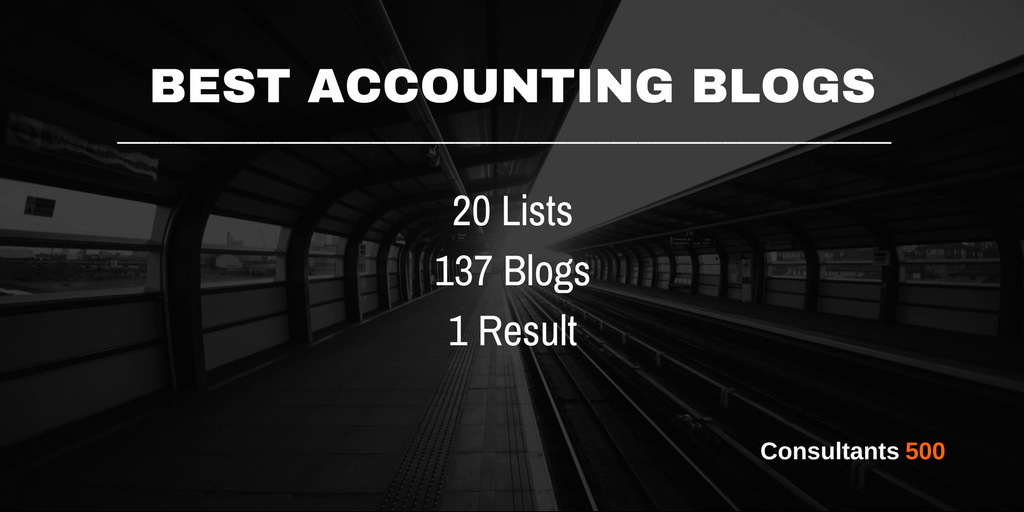 Best Accounting Blogs